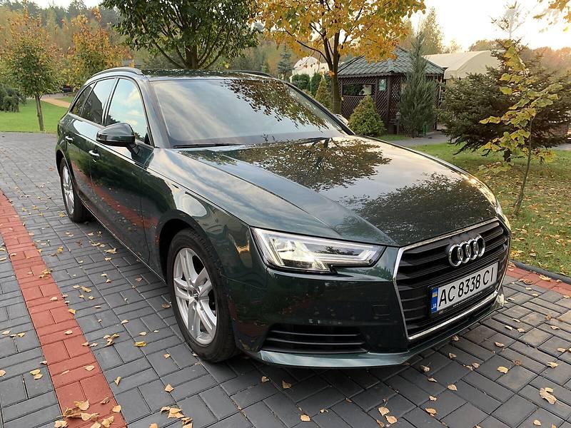Audi A4 2017 в Луцке