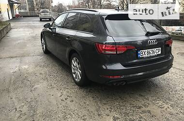 Audi A4 2016 в Хмельницком