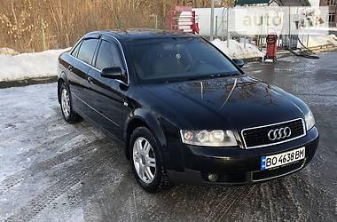 Audi A4 2003 в Чорткове