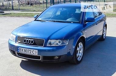 Audi A4 2002 в Хмельницком