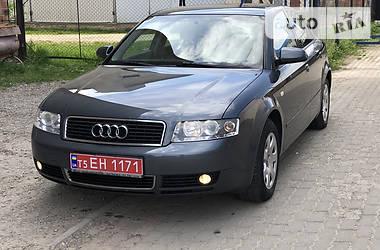 Audi A4 2003 в Черновцах