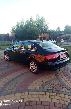 Седан Audi A4 2011 в Луцке