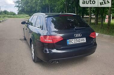 Седан Audi A4 2011 в Стрые
