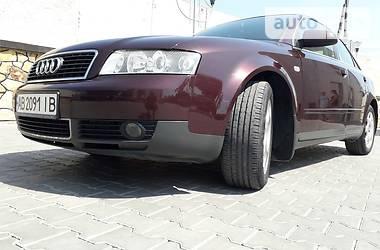 Седан Audi A4 2002 в Могилев-Подольске