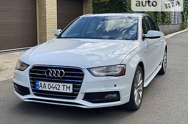 Седан Audi A4 2014 в Києві