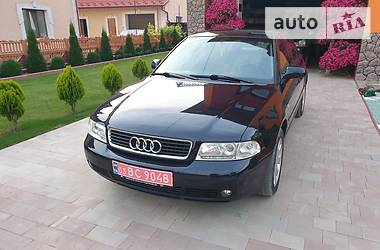 Седан Audi A4 1999 в Чорткове