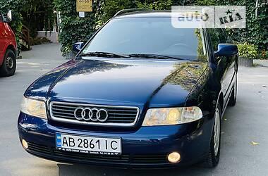 Универсал Audi A4 2001 в Виннице