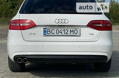 Универсал Audi A4 2015 в Львове