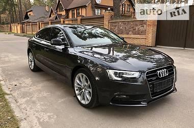 Audi A5 Spotback Quattro