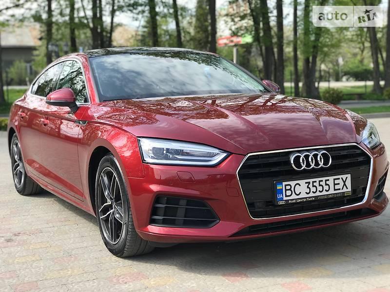 Audi A5 2017 в Стрые