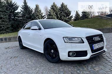 Audi A5 2011 в Ужгороде