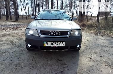 Audi A6 Allroad 2001 в Кременчуге