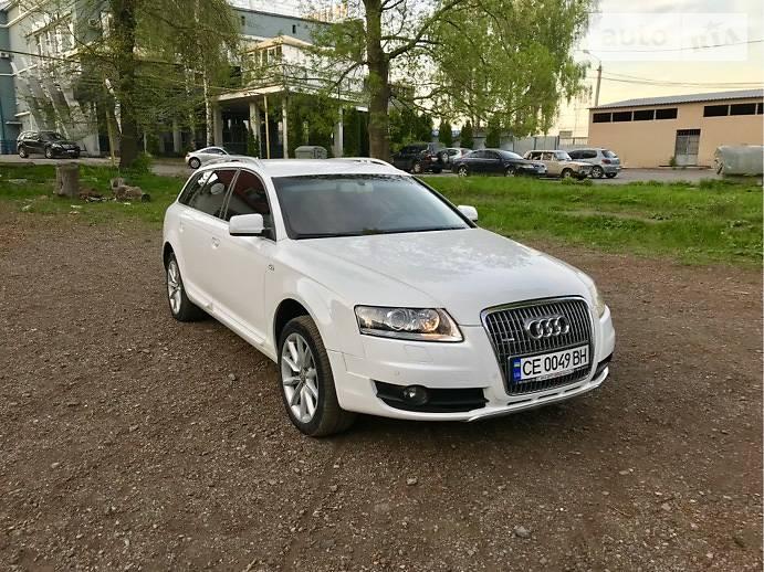 Audi A6 Allroad 2008 в Черновцах