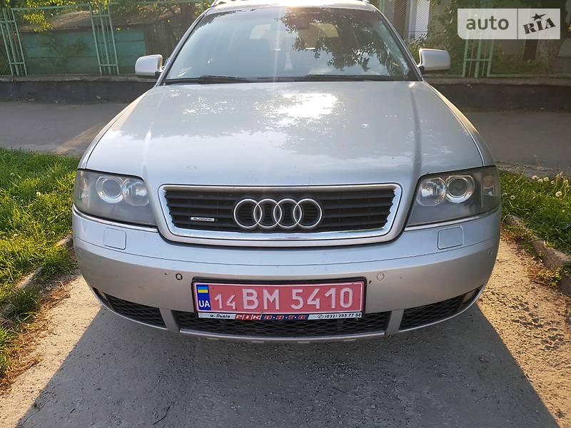 Audi A6 Allroad 2004 в Львове