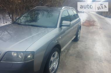 Audi A6 Allroad 2001 в Тернополе