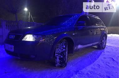 Audi A6 Allroad 2002 в Трускавце