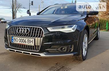 Audi A6 Allroad 2016 в Тернополе