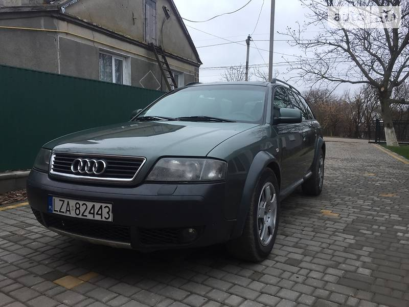 Audi A6 Allroad 2001 в Локачах