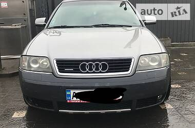 Audi A6 Allroad 2001 в Ужгороде