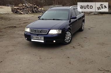 Audi A6 Allroad 2002 в Лановцах
