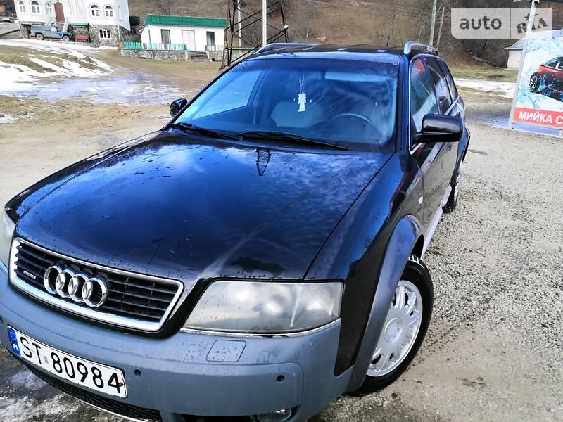 Audi A6 Allroad 2001 в Ивано-Франковске