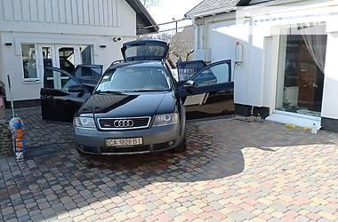 Внедорожник / Кроссовер Audi A6 Allroad 2003 в Черкассах