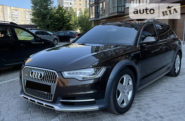 Универсал Audi A6 Allroad 2013 в Киеве