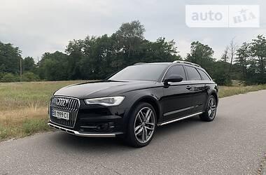 Унiверсал Audi A6 Allroad 2017 в Сєверодонецьку