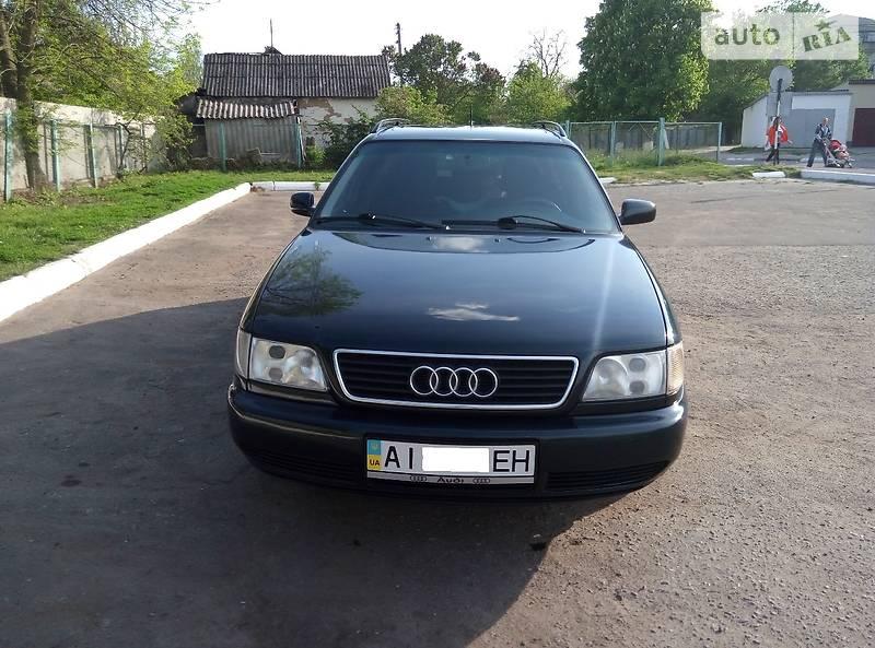 Audi A6 1995 в Барышевке