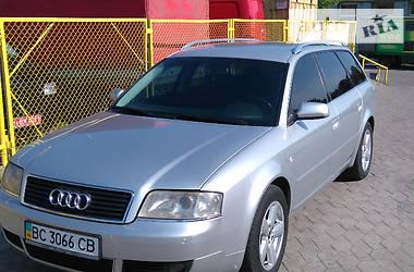 Audi A6 2004 в Львове
