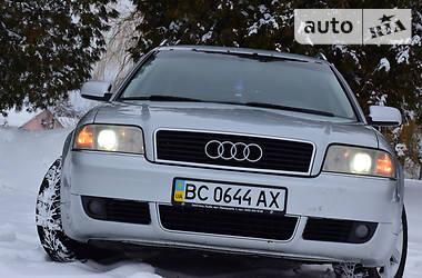 Audi A6 COMFORT LINE GAZ 2004
