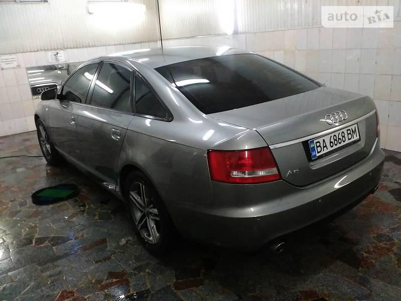Audi A6 2004 года в Кропивницком (Кировограде)