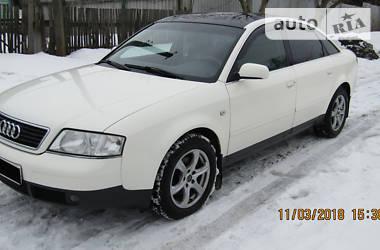 Audi A6 1997 в Луганске
