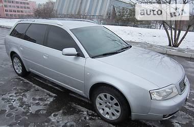 Audi A6 RECARO 2002