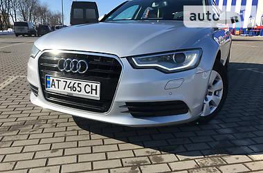 Audi A6 130kw 2011