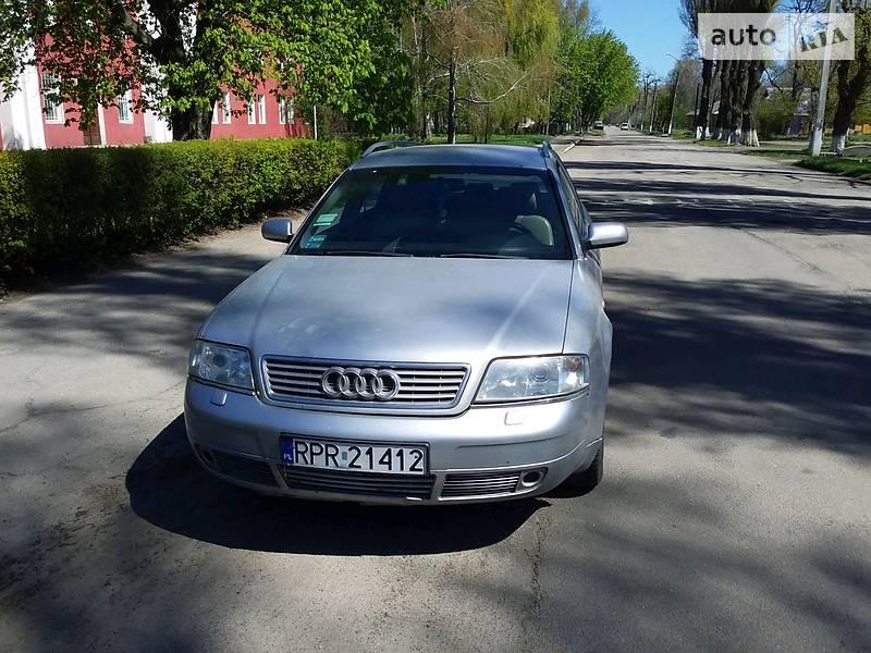 Audi A6 1999 в Каменском