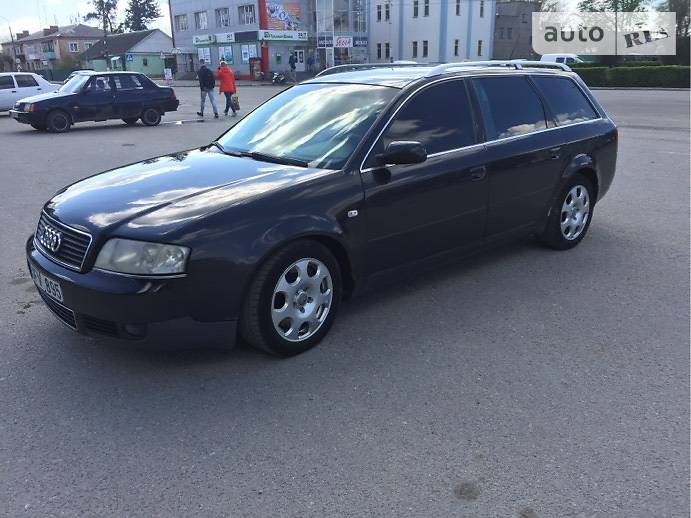 Audi A6 2004 в Полонном