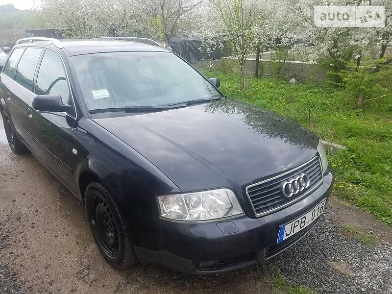 Audi A6 2001 в Белогорье