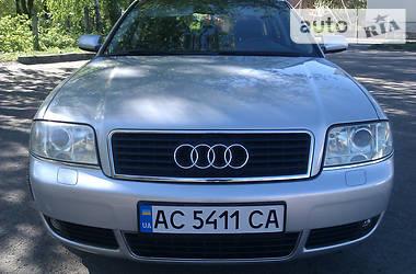 Audi A6 2004 в Луцке