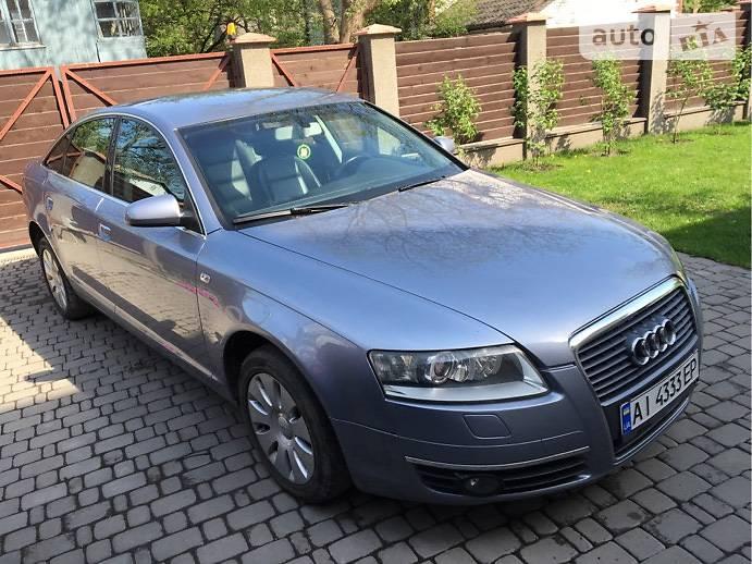 Audi A6 2005 в Білій Церкві