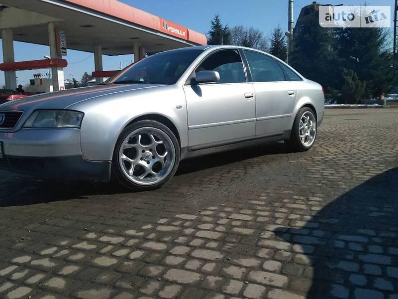 Audi A6 1999 в Івано-Франківську