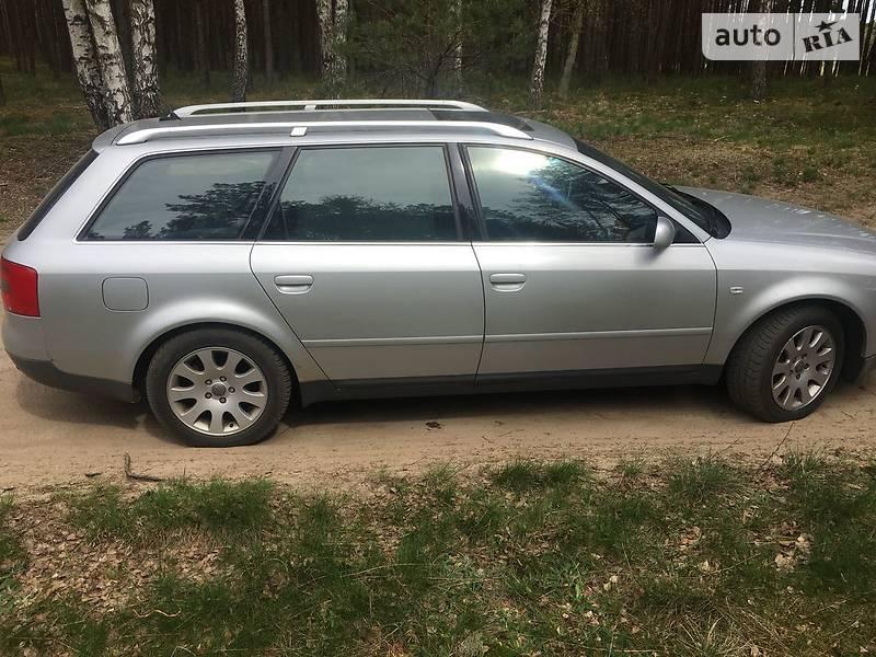 Audi A6 2001 в Ковеле