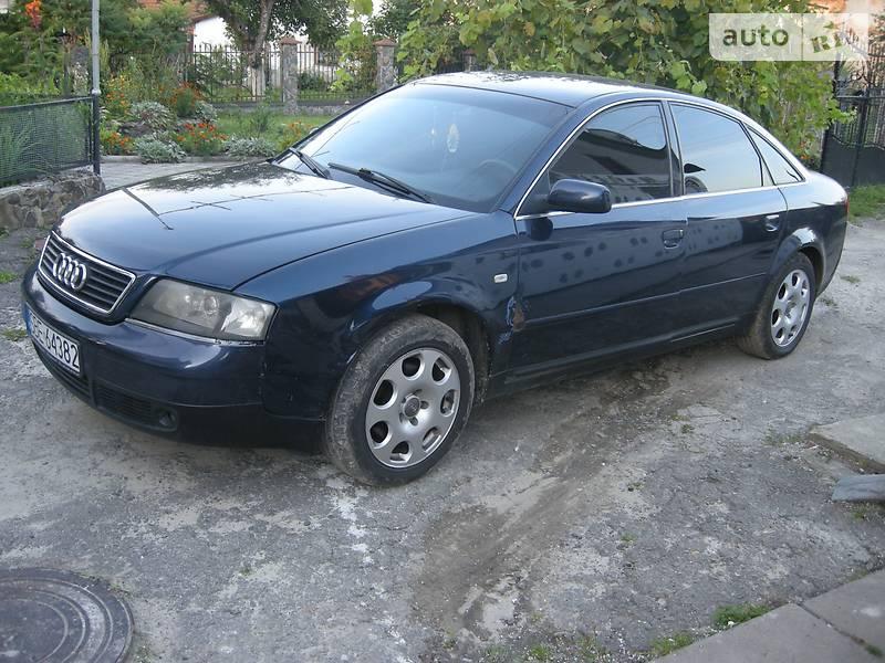 Audi A6 1998 года в Львове