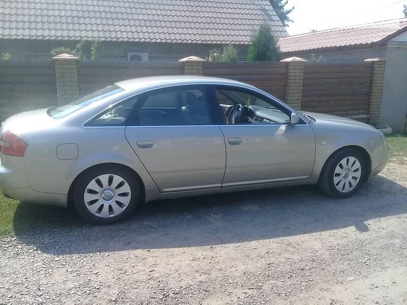 Audi A6 2002 року в Дніпрі (Дніпропетровську)