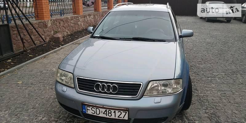 Audi A6 1999 года в Житомире