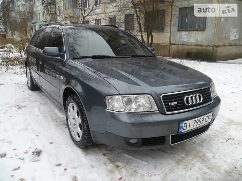 Audi A6 2002 года в Полтаве