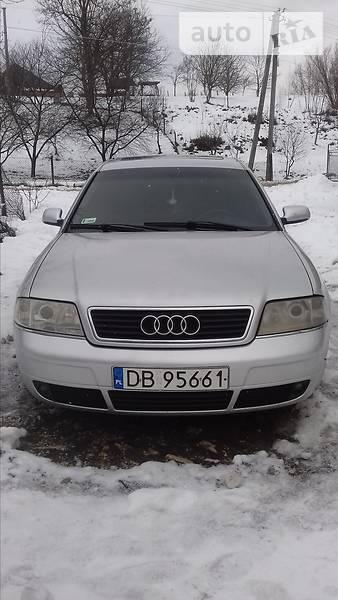 Audi A6 2000 года в Ужгороде