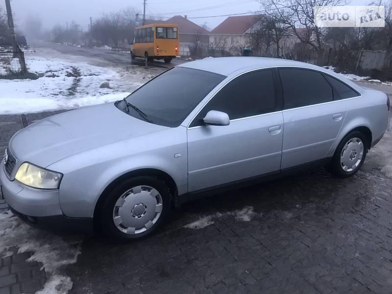 Audi A6 2002 года в Житомире