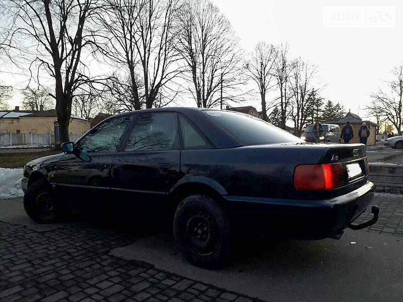 Audi A6 1996 года в Тернополе