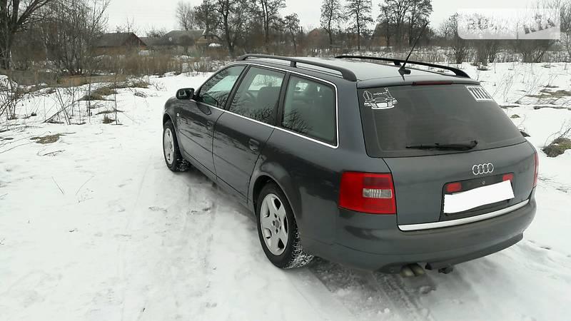 Audi A6 2003 года в Виннице